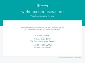 wefinancehouses.com
