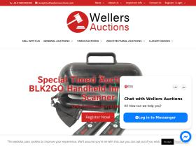 wellersauctions.com