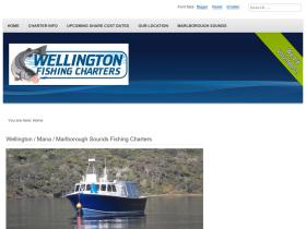 wellingtonfishingcharters.co.nz