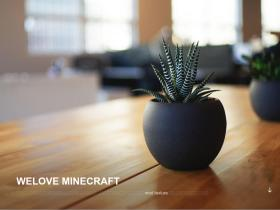 weloveminecraft.com