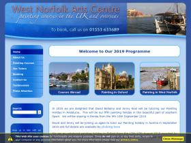 westnorfolkarts.co.uk