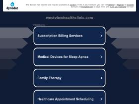westviewhealthclinic.com