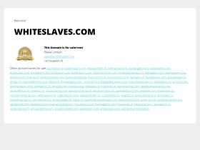 whiteslaves.com