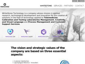 whitestonetechnology.com
