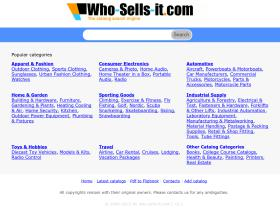 who-sells-it.com