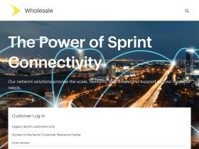 wholesale.sprint.com