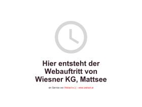 wiesner-holz.at