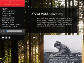 wildsanctuary.com