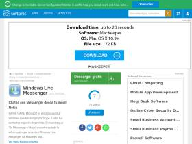 windows-live-messenger-sym.softonic.com