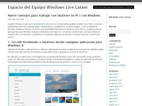 windowslivelatam.com