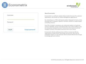 windstream.econometrix.com