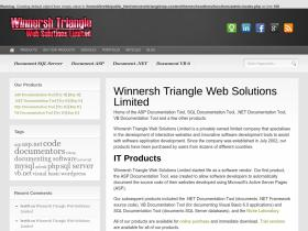 winnershtriangle.com