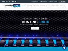 wirenetchile.com