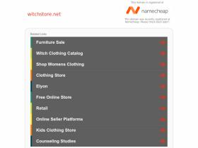 witchstore.net