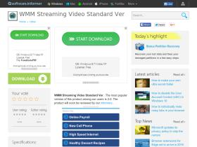 wmm-streaming-video-standard-ver.software.informer.com