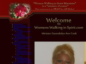 womenwalkinginthespirit.com