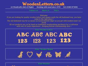 woodenletters.co.uk