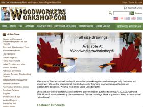 woodworkersworkshop.com