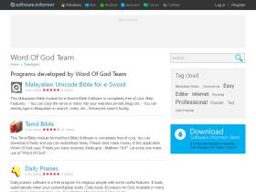 word-of-god-team.software.informer.com