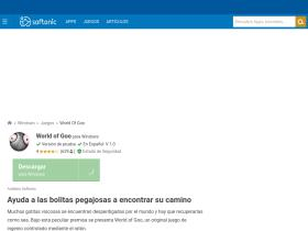 world-of-goo.softonic.com