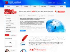 worldlanguagecommunications.com