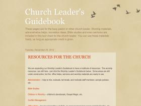 worshipleaderguide.blogspot.co.uk