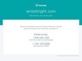 writeitright.com