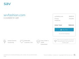 wvfashion.com