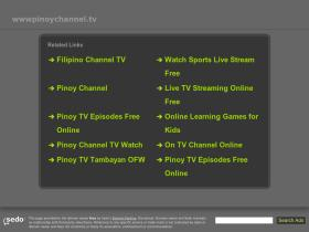 wwwpinoychannel.tv