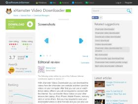 xhamster-video-downloader.software.informer.com