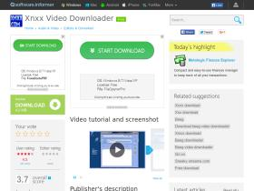xnxx-video-downloader.software.informer.com