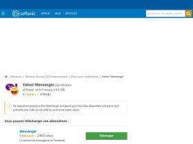 yahoo-messenger.softonic.fr