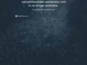 yahyaintentebet.wordpress.com