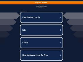 yavido.tv