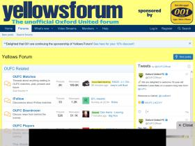 yellowsforum.co.uk