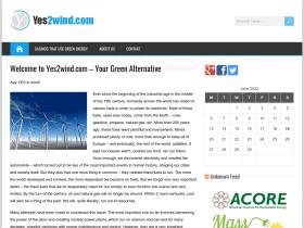 yes2wind.com