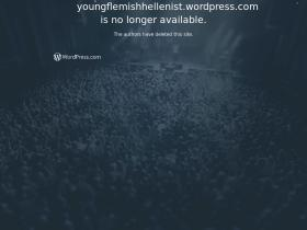 youngflemishhellenist.wordpress.com