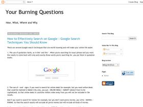 yourburningquestions.blogspot.com