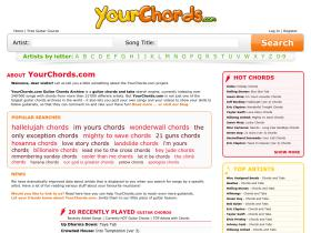 yourchords.com