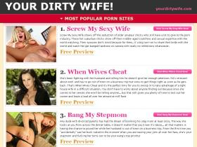 yourdirtywife.com