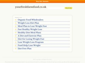 yourfreshfarmfood.co.uk