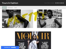 yoursinfashion.com