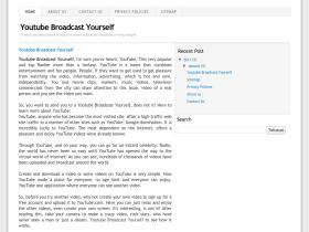 youtube-broadcast-yourself.blogspot.com