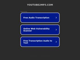 youtube2mp3.com