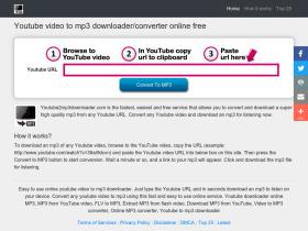 youtube2mp3downloader.com
