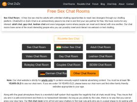 zozo sex chat room