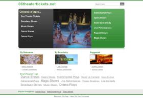 06theatertickets.net