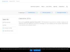 1001calendriers.fr