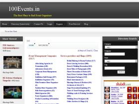 100events.in
