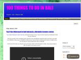100thingstodoinbali.blogspot.com.au